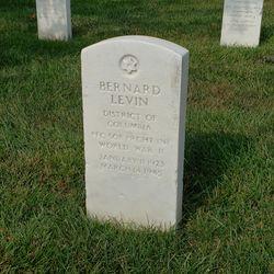 PFC Bernard Levin
