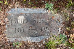 Esther Nicklas Abel
