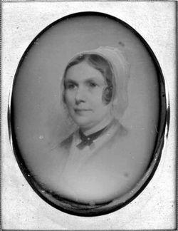 Mary Elizabeth <I>Sanders</I> Saltonstall