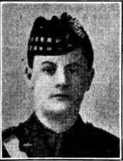 2nd Lt Philip Hugh Gore Roberts