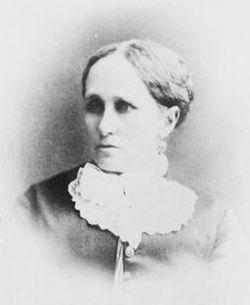 Mary Martha <I>Bethune</I> Abbott