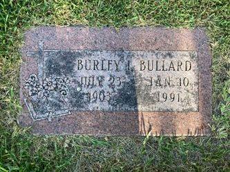 Burley Leon Bullard