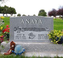 """Maria DeJesus """"Jesusita"""" Anaya"""