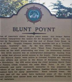 Blount Point Cemetery