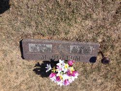 Wilma Fern <I>Stanley</I> McCollum