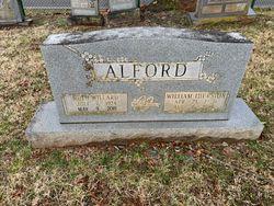 Ruth <I>Willard</I> Alford