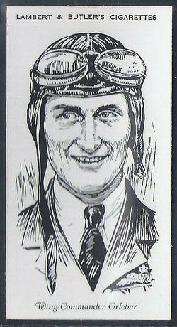 Air Vice Marshall Augustus Henry Orlebar