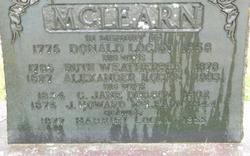 Harriet Jane Beatrice <I>Logan</I> McLearn