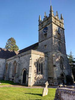St Mary Churchyard