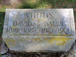 Sallie <I>Hodge</I> Woods