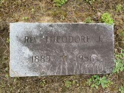 "Rev Theodorus Johannes ""Theodore"" Poelman Sr."