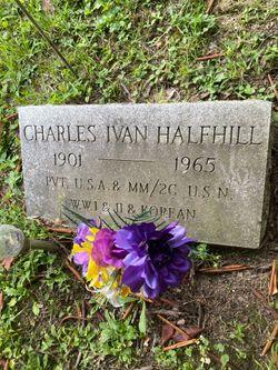 Charles Ivan Halfhill