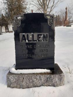 Everett Vernon Allen