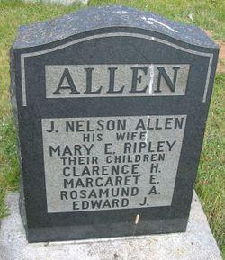 Clarence Hibbert Allen
