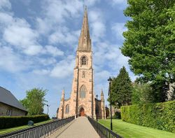 Derryloran Chapel Hill Roman Catholic Churchyard