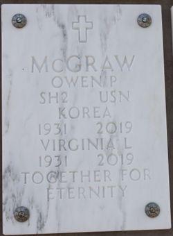 Virginia L McGraw