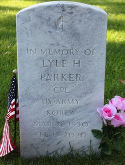 Lyle Harry Parker