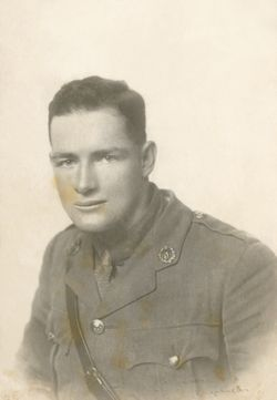 Flying Officer Croye Rother Pithey