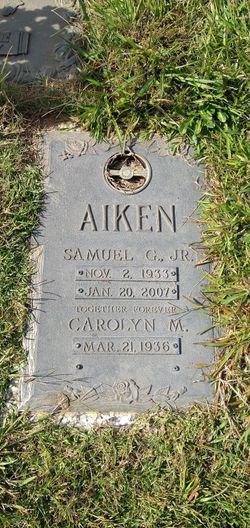Carolyn <I>Merrill</I> Aiken