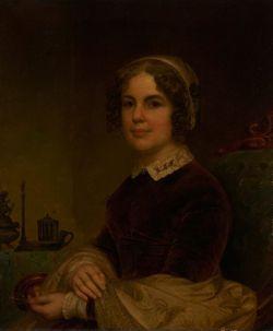 Caroline Mary <I>Leffingwell</I> Street