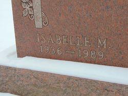 Isabelle M. <I>Morken</I> Aaholm