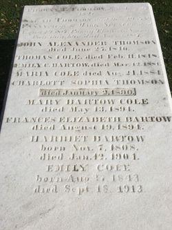 Mary Bartow Cole