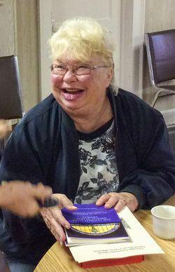"""Ernestine Janette """"Nana"""" <I>Eisiminger</I> sivils"""