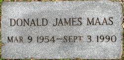 Donald James Maas
