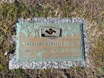 George Hall Lewis