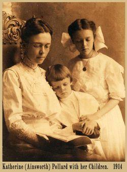 Katharine <I>Ainsworth</I> Pollard