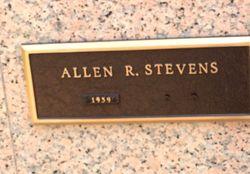 Allen Ronald Stevens