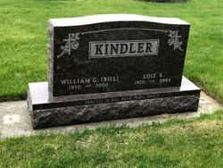 William G Kindler