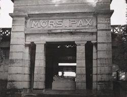 Saint Josse Ten Noode Cemetery