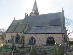 St Thomas Churchyard