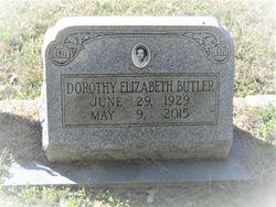 Dorothy Elizabeth Butler