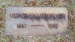 Mildred S <I>Holland</I> Salmon