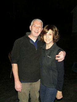 Jennifer and Jimmy Fry