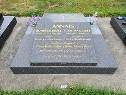 Roderick Bruce Annals