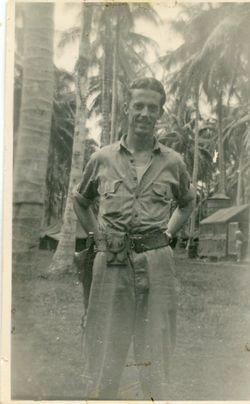 SSGT Ernest Luther Newman