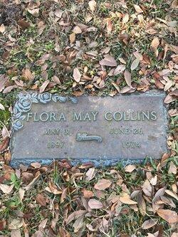 Flora May <I>Brashear</I> Collins