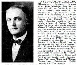 Alois Bahlmann Abbot