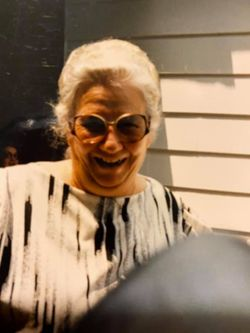 Ethel Mae <I>Hatfield</I> Laxton