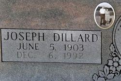 """Joseph Dillard """"Joe"""" Jaco"""
