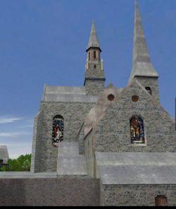 Église Saint-Tugal