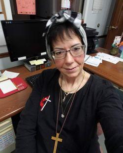 Pastor Rachelle R. Wells Bobenmoyer