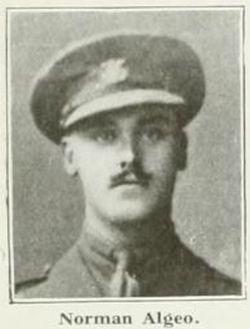 Capt Norman Algeo