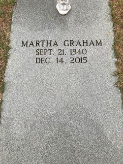 Martha <I>Muliford</I> Graham