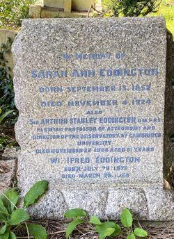Sarah Ann <I>Shout</I> Eddington