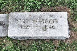 Hugh M Bulger