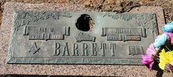 Julia E <I>Baker</I> Barrett